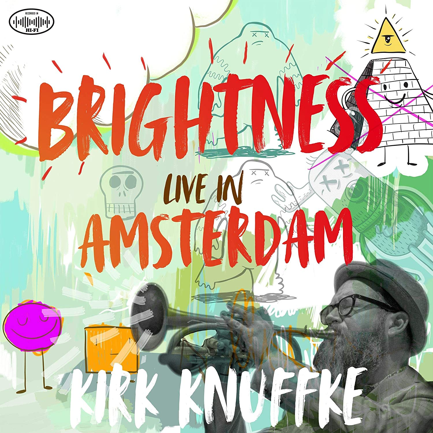 Image result for Kirk Knuffke - Brightness: Live in Amsterdam