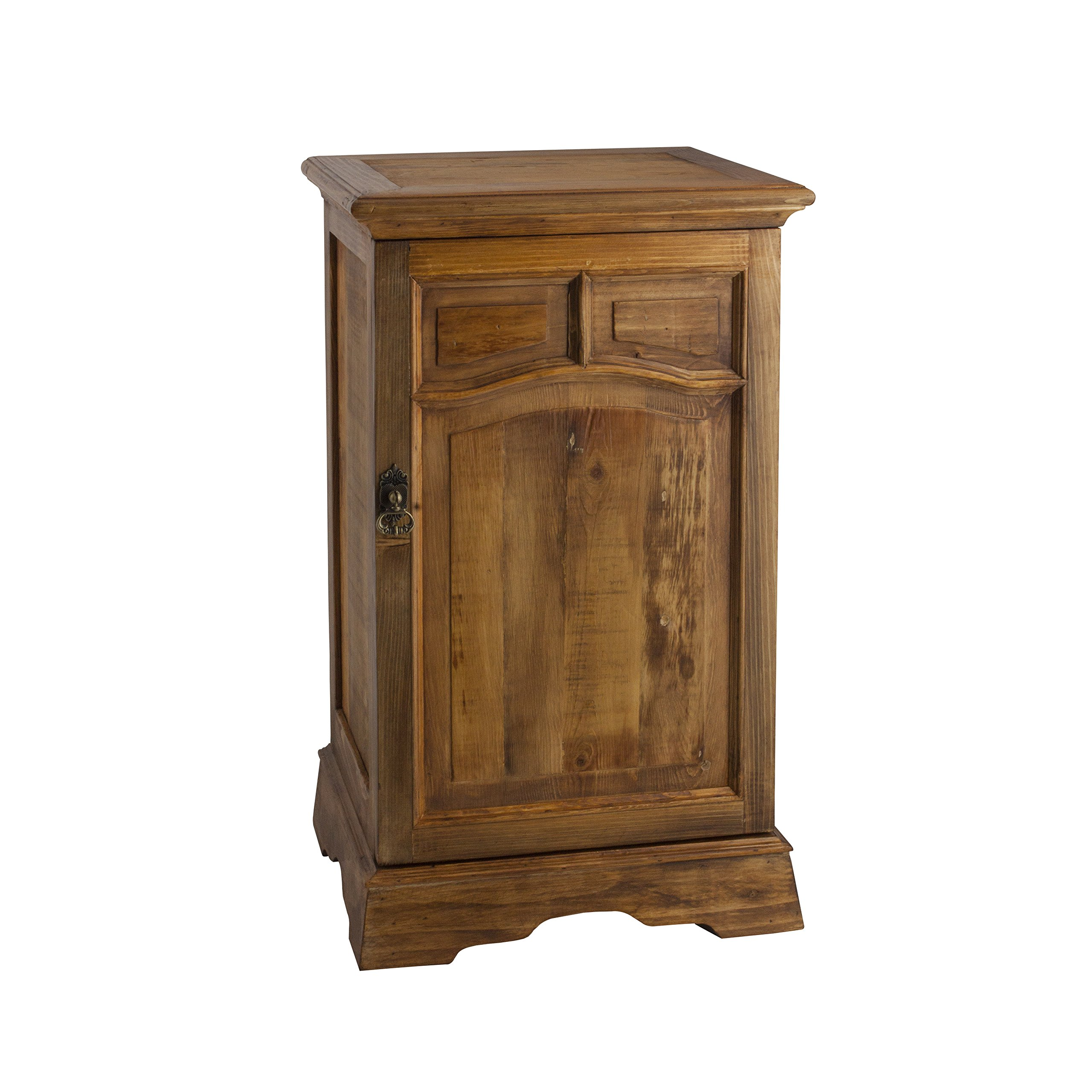 PL Home Wooden Base with Door by Porthos Home