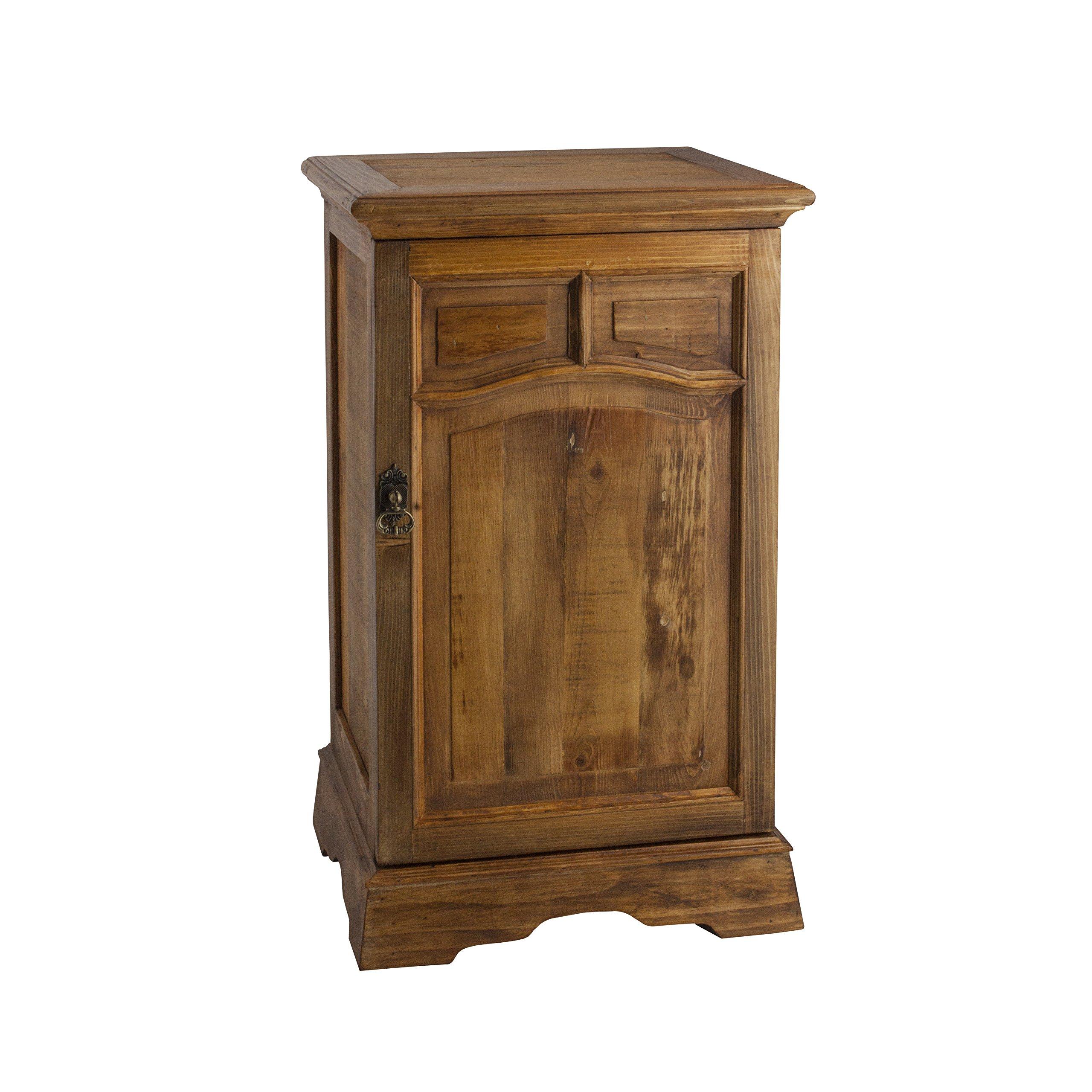 PL Home Wooden Base with Door
