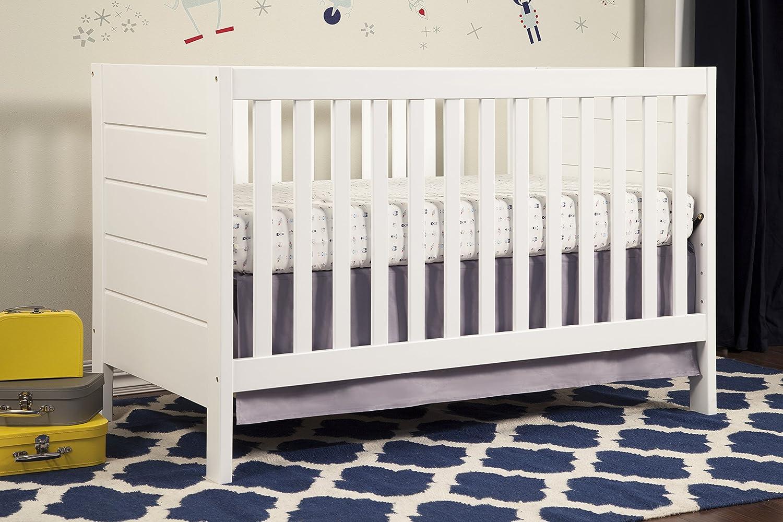 amazoncom baby mod modena  in  convertible crib white baby -