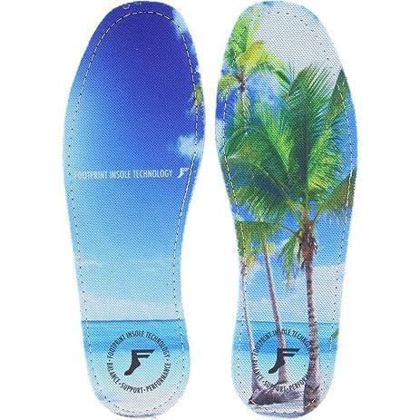Hi Profile Kingfoam Beach 7-7.5 Insole