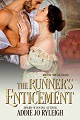 The Runner's Enticement (Men of Circumstance Book 2) Kindle Edition