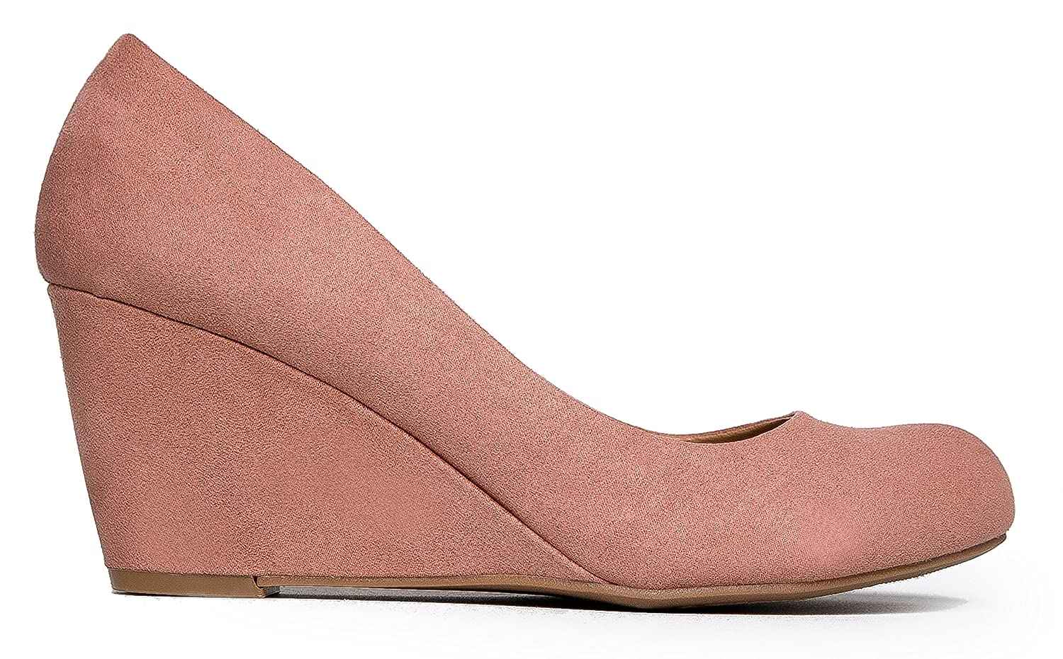 b96ab3206c Amazon.com | CL by Chinese Laundry Women's Nima Patent Wedge Pump | Pumps