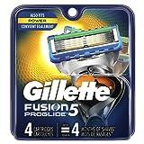 Amazon Price History for:Gillette Fusion ProGlide Power Men's Razor Blade Refills, 4 Count, Mens Razors / Blades