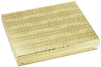 Mesha 39 pcs cajas de joyería 7 x 5,5 x 1 cm pequeñas cajas ...