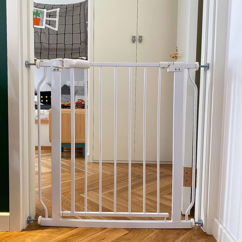 "BalanceFrom Easy Walk-Thru 29.1"" - 33.8"" Safety Gate $20  Coupon"