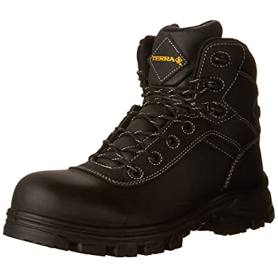 Terra Men's Quinton Military & Tactical Boot | Industrial & Construction Boots