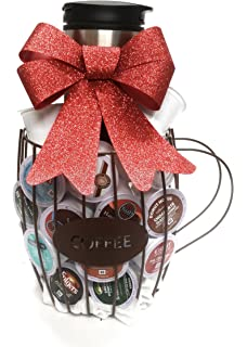 Amazon.com : K-Cup Madness - K-Cup Coffee Gift Basket : Gourmet ...