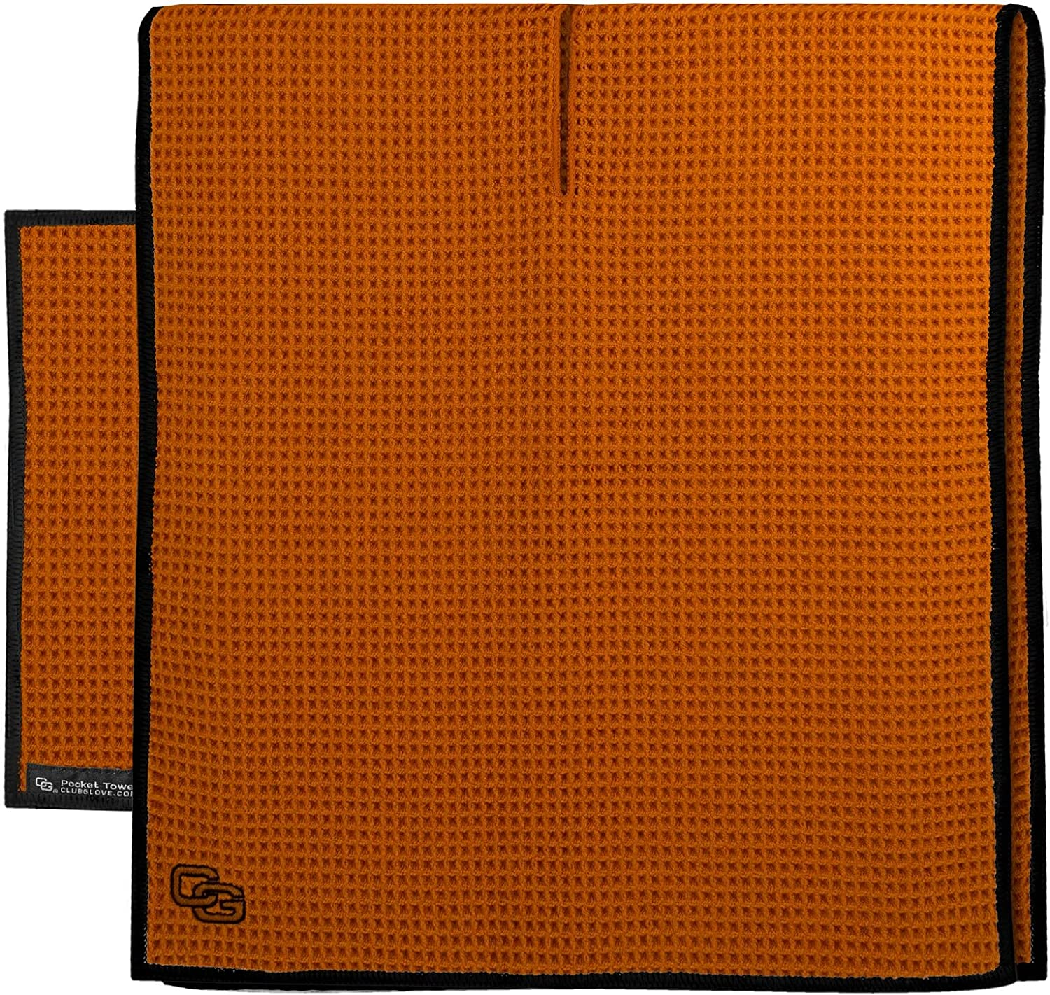 Club Glove Microfiber Caddy Golf Towel Set