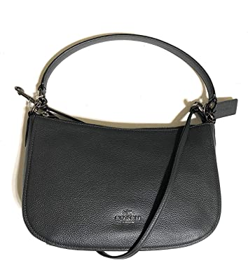 30172aba80 COACH Women Pebble Leather Chelsea Crossbody Bag