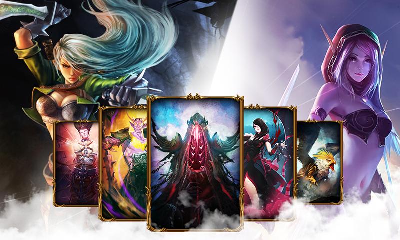 Battle Cards - Magic Cards Game latest 2014: Amazon.es ...