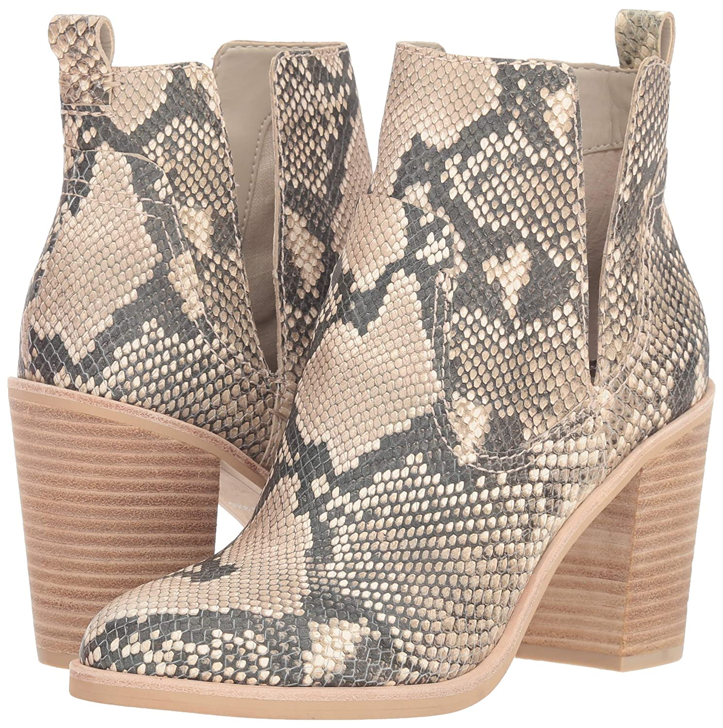 Dolce Vita Womens Shay Ankle Boot