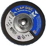Mercer Industries 343H036 Zirconia Flap Disc, Type