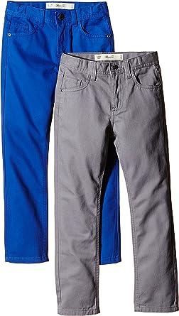 Primark - Pack de 2 Pantalones, Talla 6-7 años, 122 cm: Amazon.es: Ropa y accesorios