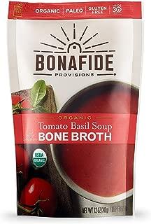 product image for Bonafide Provisions, Soup Roasted Tomato Basil Organic, 12 Ounce