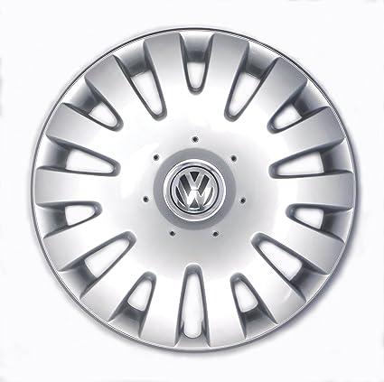 Amazon.com: Genuine VW Hubcap Jetta 2005-2010 14-spoke Cover fits 16-inch Wheel: Automotive