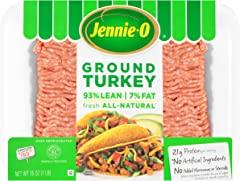 Jennie-O Lean Ground Turkey, 1 lb
