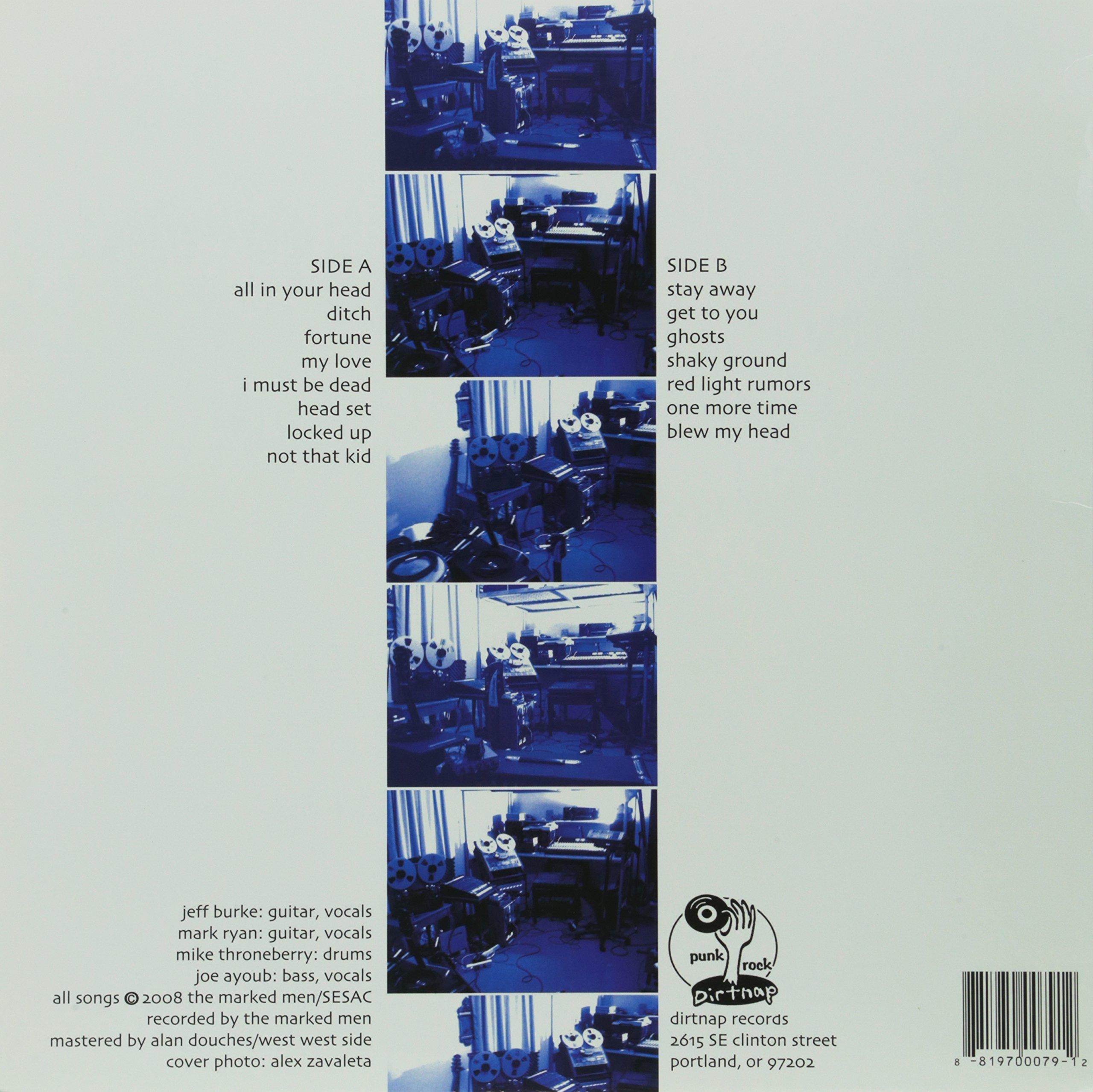 Ghosts [Vinyl]