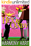 Hex & Candy: Witches of Salem (Gemma Bradbury Paranormal Cozy Mystery Book 2)