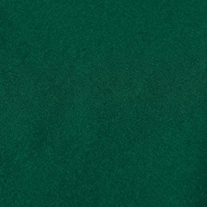 Pool Table Felt for 6,7,8 Foot Feishibang International Green Wool Billiard Cloth