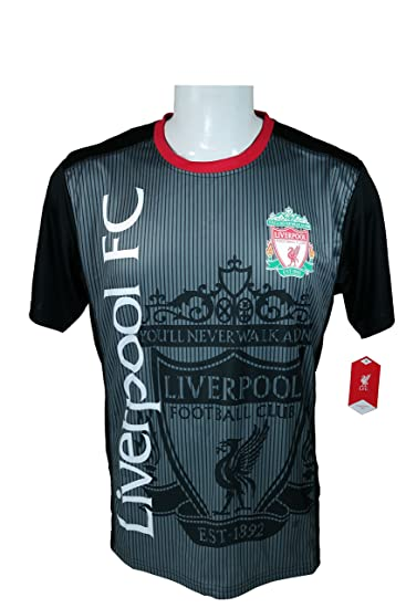 size 40 6766a aa933 Icon Sport Group Liverpool FC Official Adult Soccer Poly Jersey P002