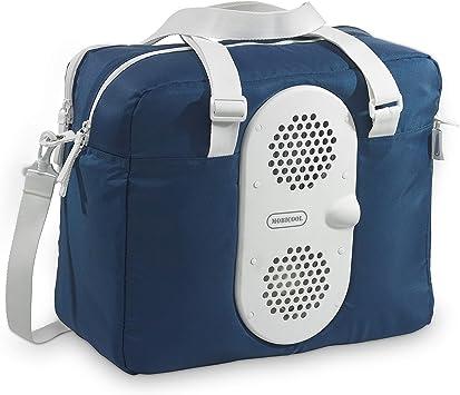 Mobicool Mb25 Tragbare Thermo Elektrische Kühltasche 23 Liter 12 V Kühlung Bis 15 C Unter Umgebungstemperatur Für Auto Einkauf Und Picknick Auto