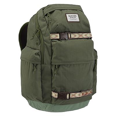 Burton Kilo Backpack Clover Ripstop Laptop Skate School Bag delicate