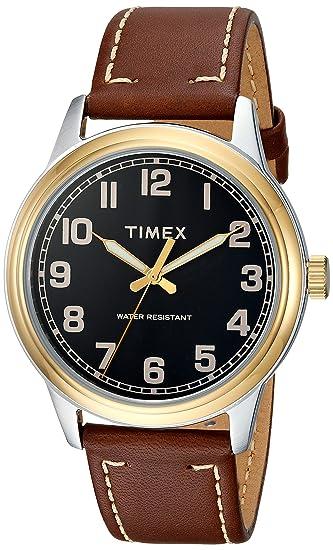 07201a75536b Timex New England - Reloj para hombre