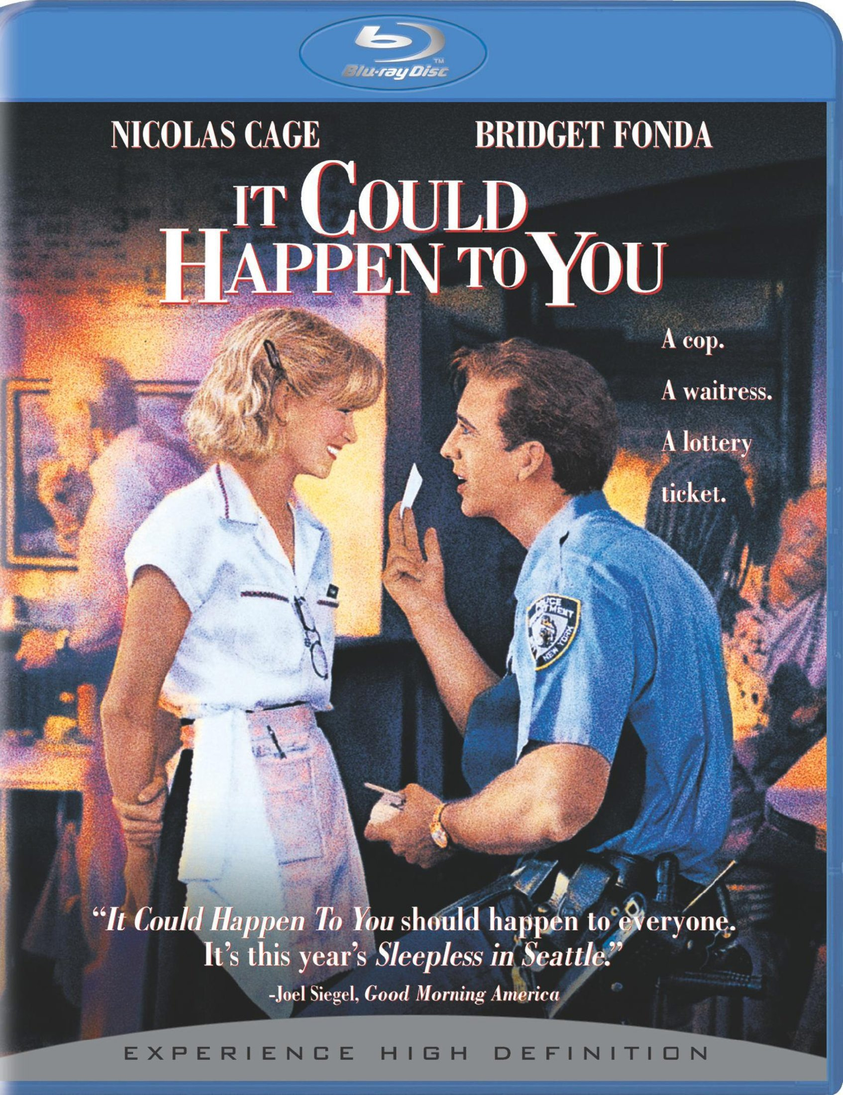 Blu-ray : It Could Happen To You (, Dubbed, Dolby, AC-3, Widescreen)