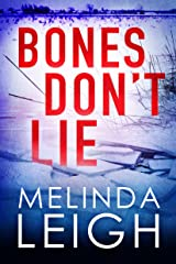 Bones Don't Lie (Morgan Dane Book 3) Kindle Edition
