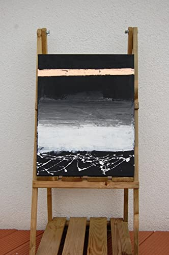 abstrakte Leinwand \