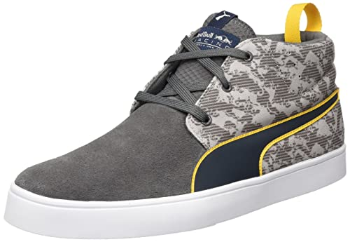 fb92d9f362b1 Men s IRBR Desert Boot Vulc SBE Smoked Pearl and Total Eclipse Sneakers -  10 UK