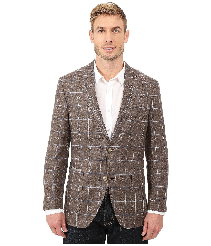 クローン Kroon メンズ アウター コート The Edge Two-Button Coat [並行輸入品] B07BMQDD7F  40 Regular