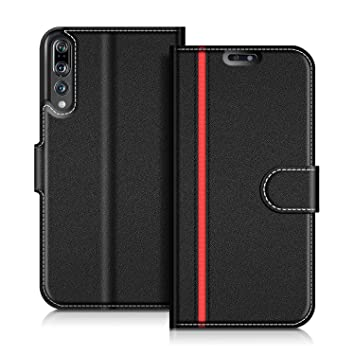 nice cheap speical offer website for discount COODIO Coque en Cuir Huawei P20 Pro, Étui Téléphone Huawei P20 Pro, Housse  Pochette Huawei P20 Pro Fonction Stand Etui Coque pour Huawei P20 Pro, ...