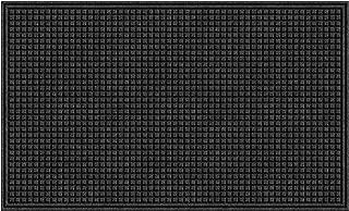 product image for Utility Mats 60-043-1902-3x5 36X60 Rib Onyx Door Mat, 3-Feet X 5-Feet, Pepper
