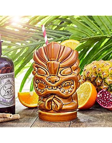 Tiki manos taza 18.5oz/530 ml – de la novedad de cerámica taza diseño