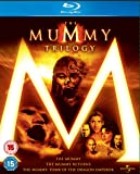 The Mummy 1, 2 and 3 [Blu-ray] [UK Import]