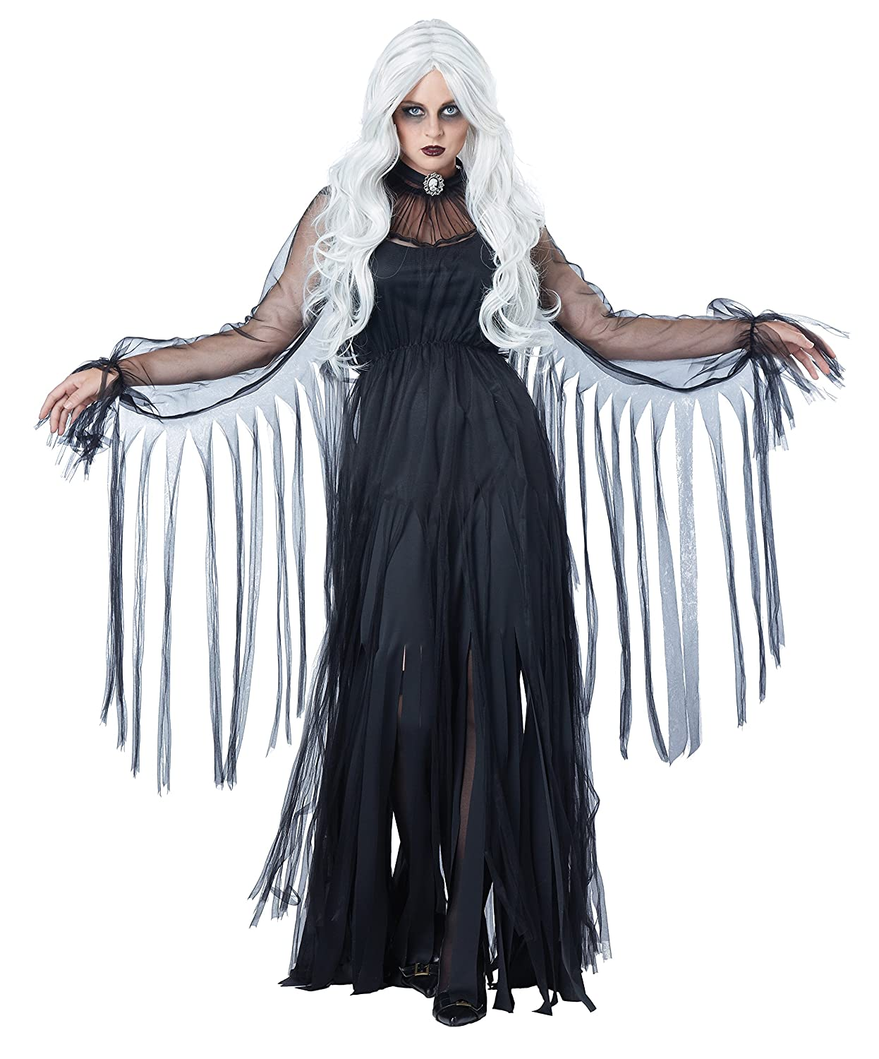Amazon california costumes vengeful ghost spirit adult costume amazon california costumes vengeful ghost spirit adult costume clothing solutioingenieria Gallery