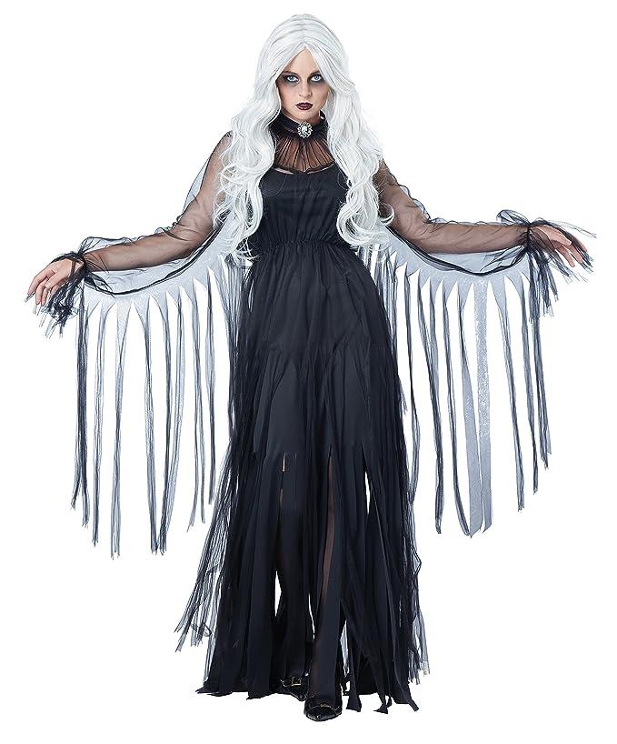 Amazon.com California Costumes Vengeful Ghost Spirit Adult Costume Clothing  sc 1 st  Amazon.com & Amazon.com: California Costumes Vengeful Ghost Spirit Adult Costume ...