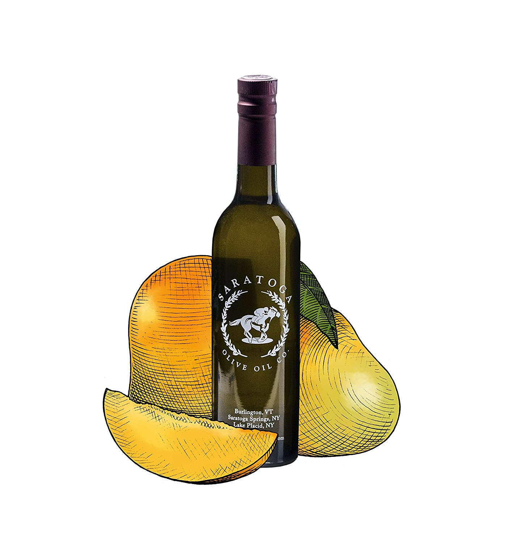 Saratoga Olive Oil Company Mango White Balsamic Vinegar 200ml (6.8oz)