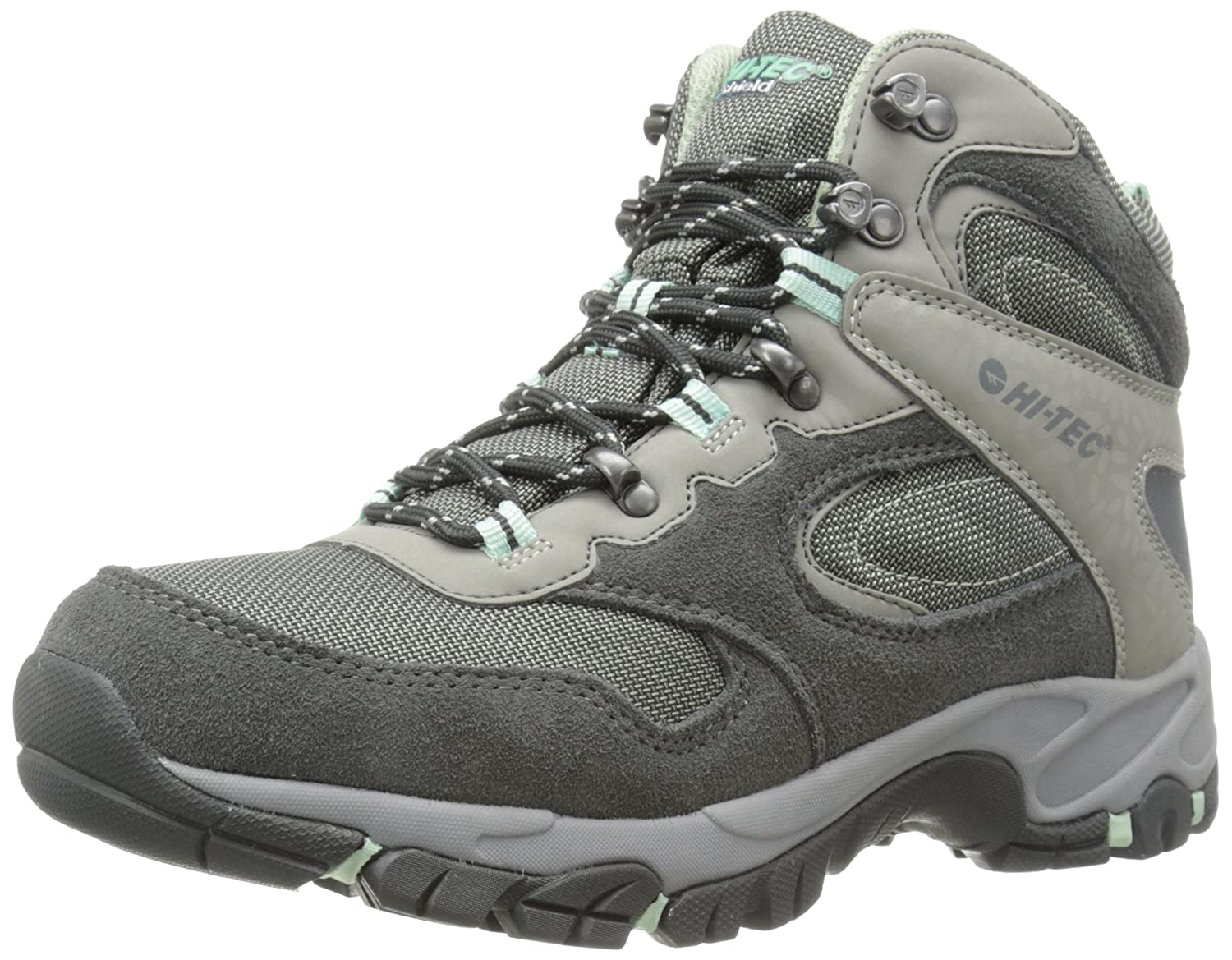 Hi-Tec Women's Altitude Lite I Waterproof Hiking Boot B00LIP6AZ0 8.5 B(M) US|Charcoal/Cool Grey/Lichen