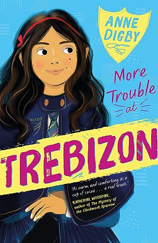 More Trouble at Trebizon (The Trebizon Boarding School Series Book 5)