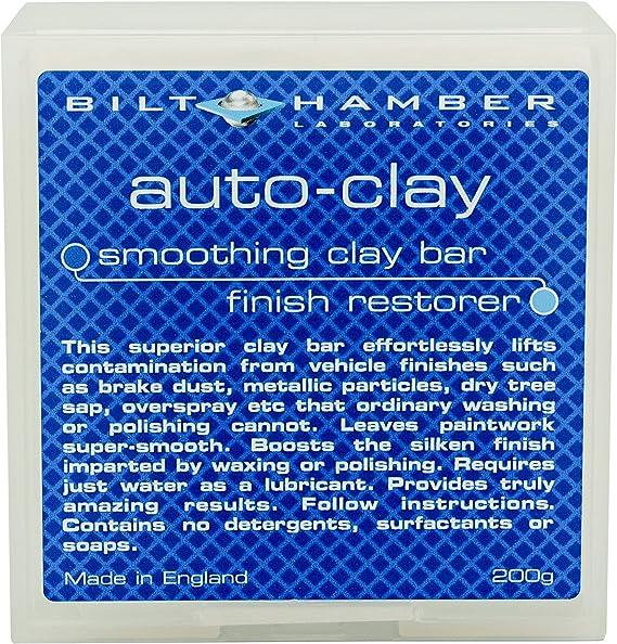 Bilt Hamber Auto Clay Bar Soft Reinigungsknete 200 G Auto