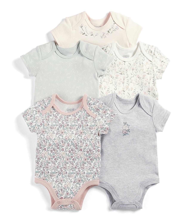 Mamas & Papas Body para Bebés (Pack de 5) Mamas and Papas