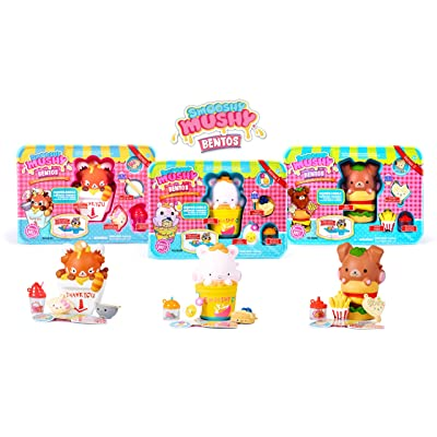 Redwood Ventures Smooshy Mushy Bento Boxes Series 2, Multi: Toys & Games