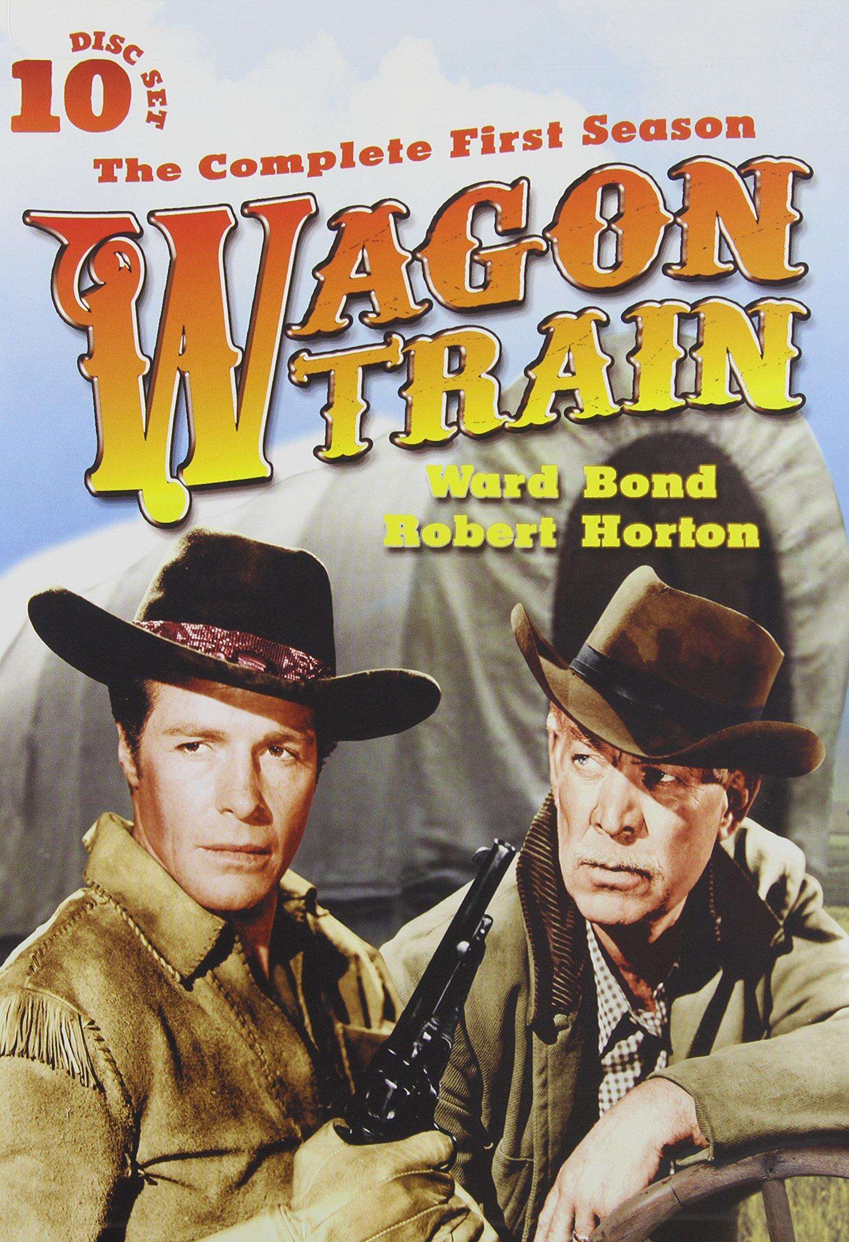 Wagon Train: Season 1