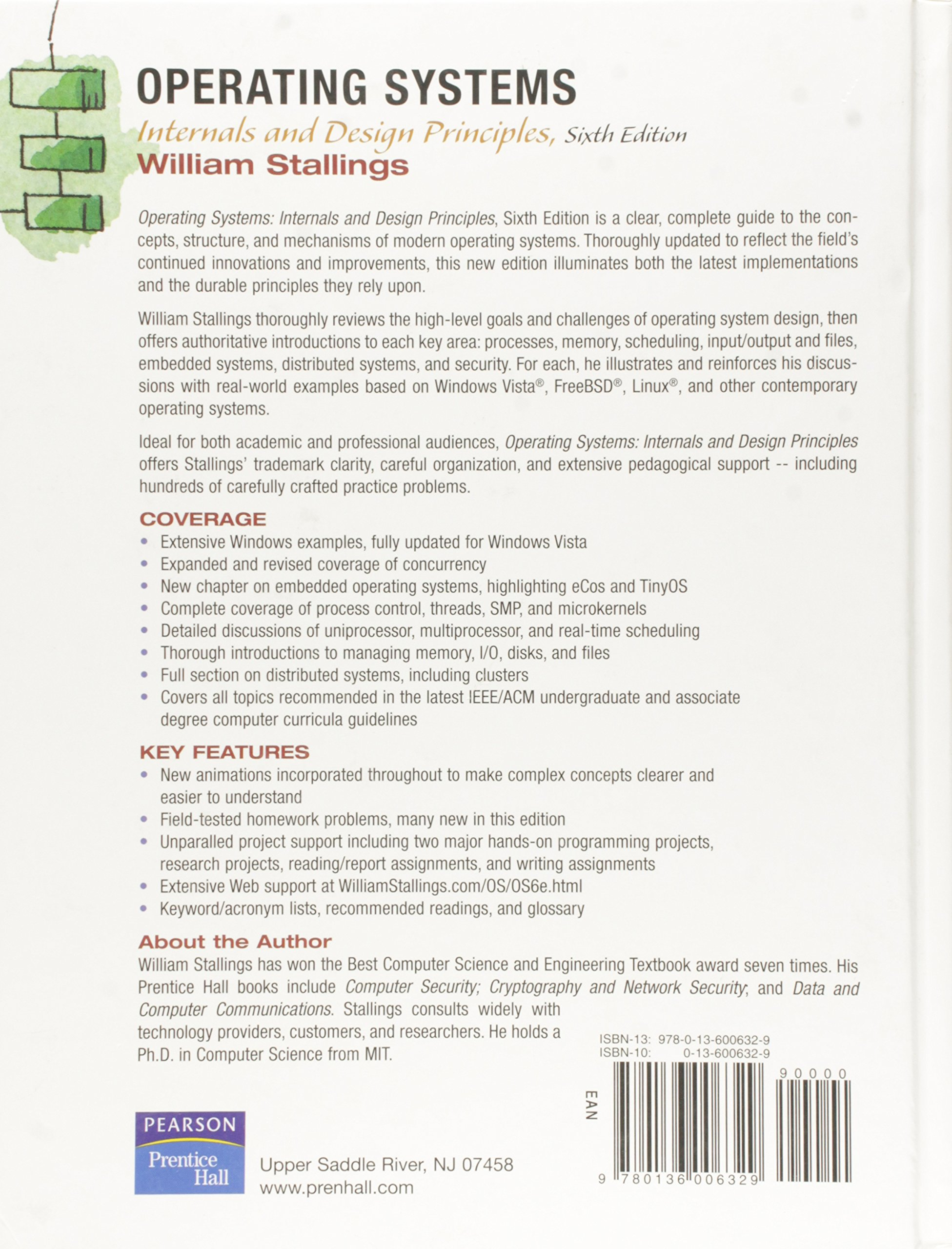 Buy operating systems internals and design principles united buy operating systems internals and design principles united states edition book online at low prices in india operating systems internals and design fandeluxe