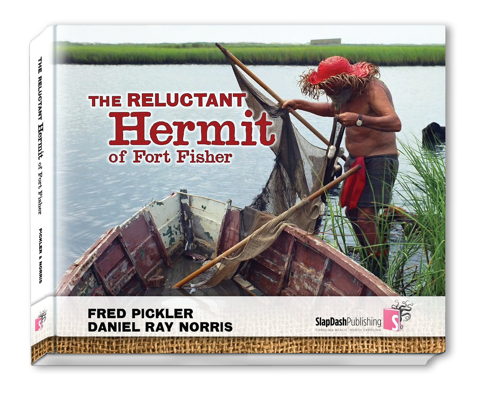 Download The Reluctant Hermit of Fort Fisher ebook