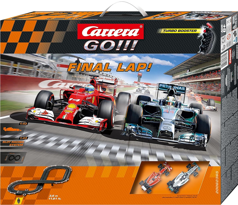 Racebahn Go 360 Final Lap Carrera 62365
