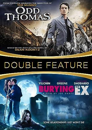 Odd Thomas Burying The Ex Double Feature Amazonde Dvd Blu Ray